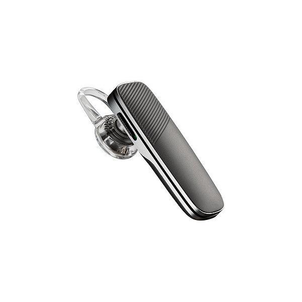 プラントロニクス スマートフォン対応「Bluetooth4.1」片耳ヘッドセット USB充電ケーブル付 EXplorer 500 (グレー)