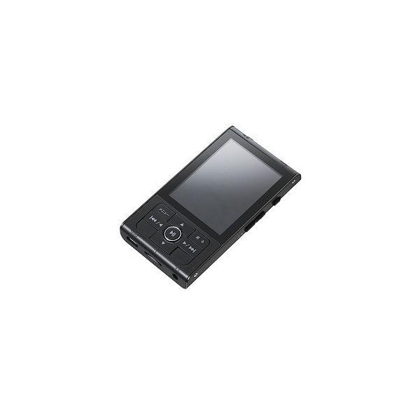 グリーンハウス デジタルオーディオプレーヤー GHKANART8BK (ブラック)