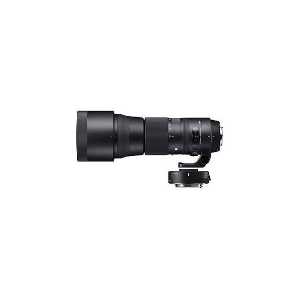 シグマ 交換レンズ 150−600mm F5−6.3 DG OS HSM Contemporary テレコンバーターキット「キヤノンEFマウント」