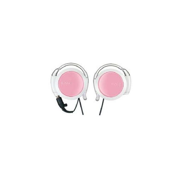JVC ヘッドホン HP-AL202-WP ホワイト&ピンクの画像