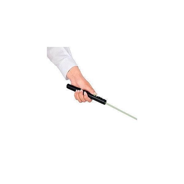 エレコム 緑色/単機能プレゼンター ELP-GL10PBK ブラックの画像