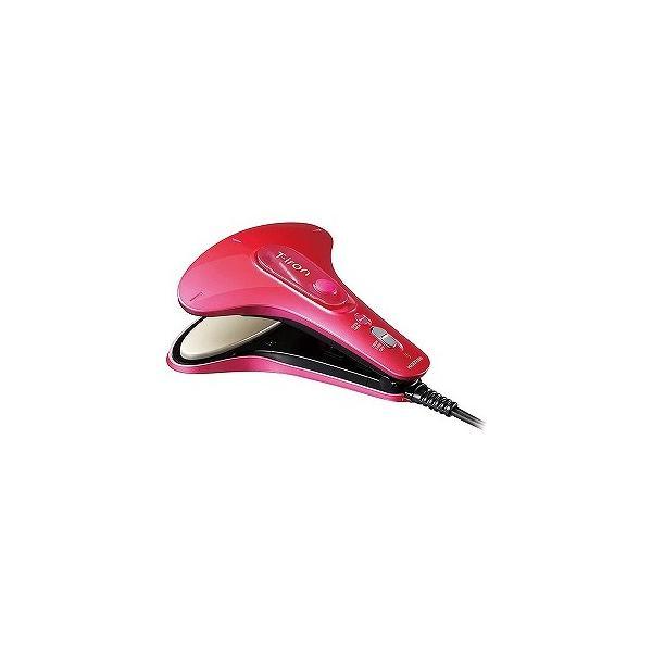 小泉 ポータブルスチームアイロン KAS-3010/P ピンクの画像
