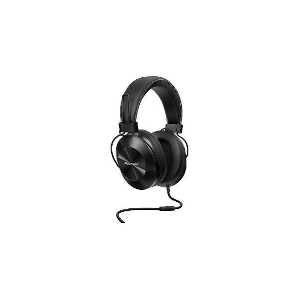 パイオニア ポータブルヘッドホン高音質タイプ SE-MS5T-K ブラックの画像