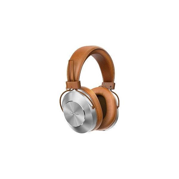 パイオニア Bluetoothヘッドホン SE-MS7BT-T ブラウンの画像