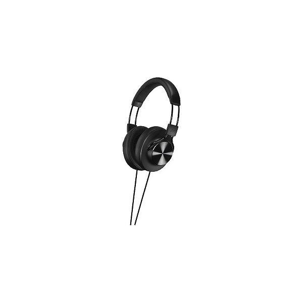 JVC ポータブルヘッドホン高音質タイプ HA-SD7-B ブラックの画像