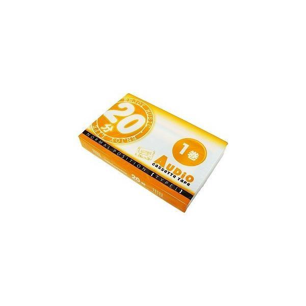 カセットテープ 20分 1本 VD108