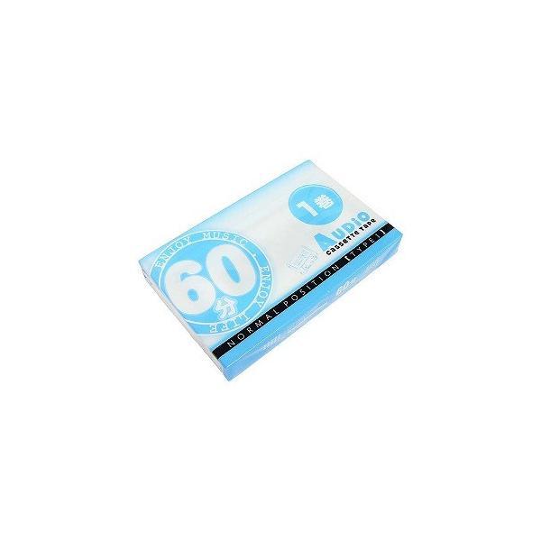 カセットテープ 60分 1本 VD109