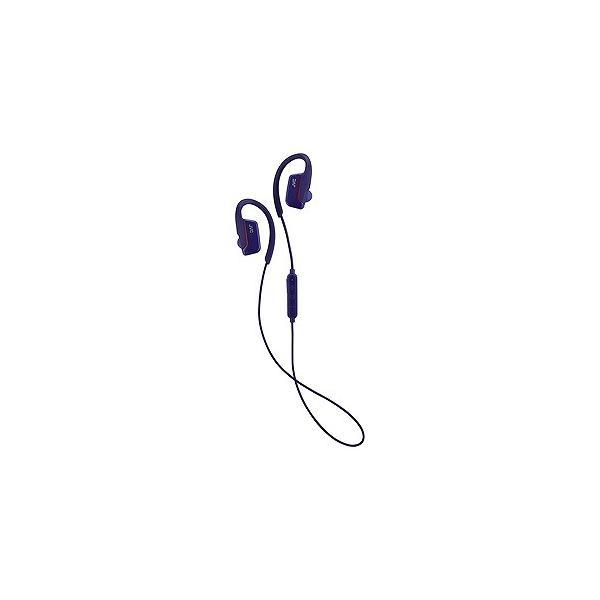 JVC Bluetoothヘッドホン HA-EC600BT-A ブルーの画像
