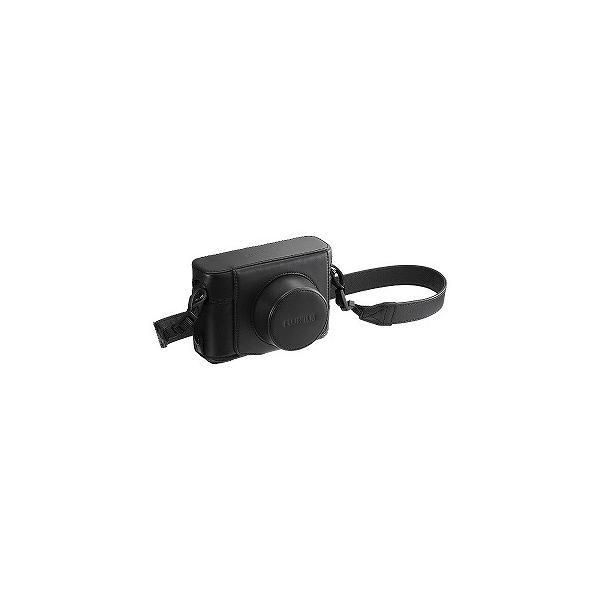 フジフイルム レザーケース LC-X100F ブラックの画像