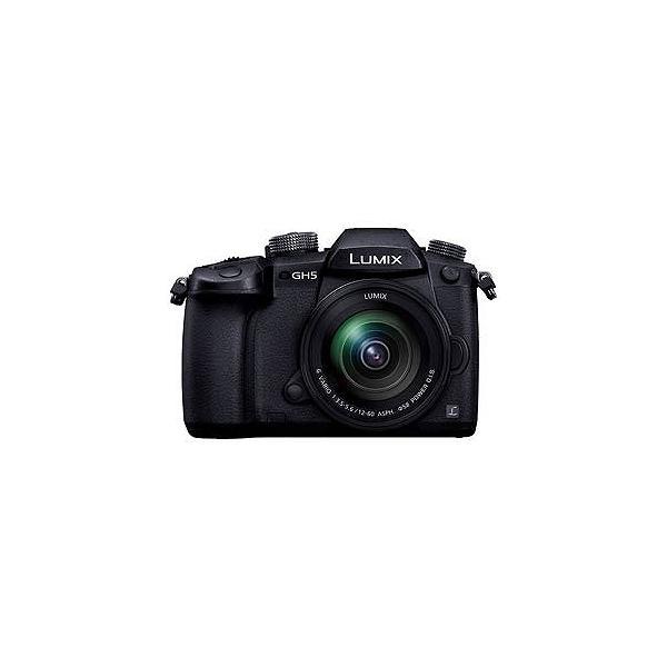 パナソニック LUMIX GH5「標準ズームレンズキット/ミラーレス一眼カメラ」 DCGH5M(K)