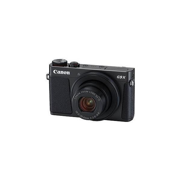 Canon コンパクトデジタルカメラ PowerShot G9 X Mark II ブラック PSG9XMARKIIBK
