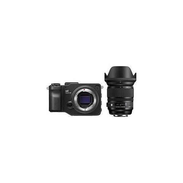 シグマ sd Quattro H (24−105mm F4 DG OS HSM Art レンズキット/ミラーレス一眼カメラ)