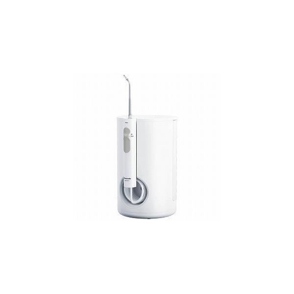 パナソニック 口腔洗浄器 ジェットウォッシャー ドルツ EW-DJ71-W 白の画像