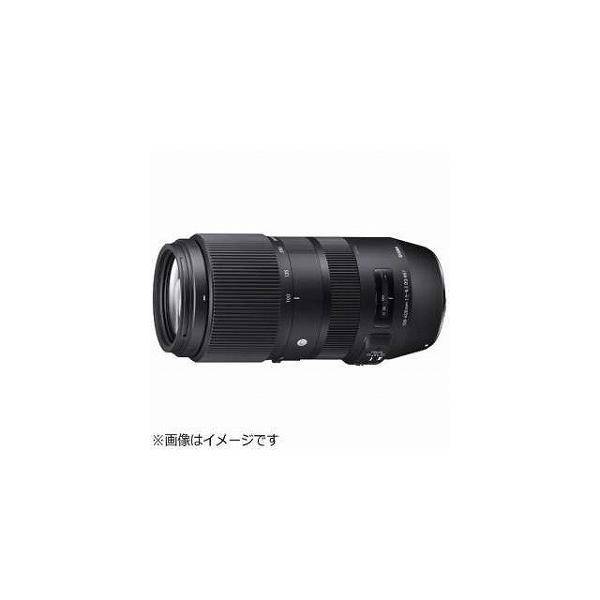シグマ 一眼レフ用交換レンズ 100−400mm F5−6.3 DG OS HSM Contemporary【キヤノンEFマウント】