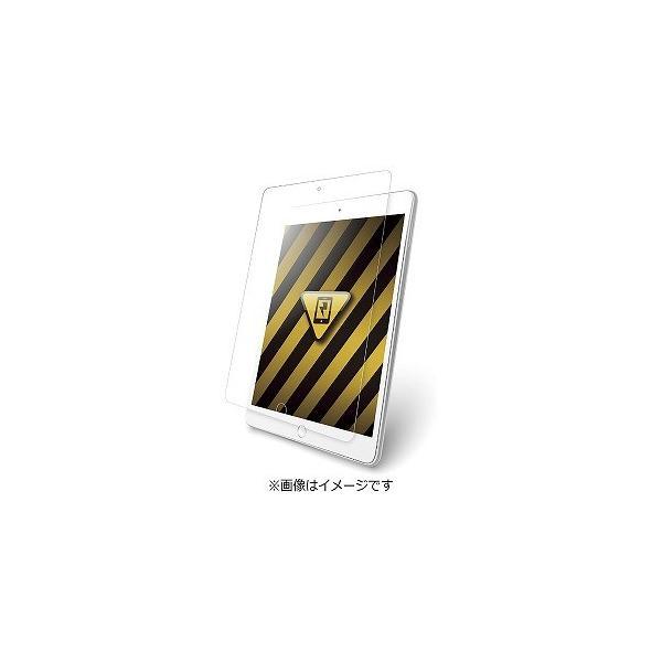 バッファロー iPad 9.7インチ 2017年発表モデル用 耐衝撃フィル BSIPD1709FASTの画像