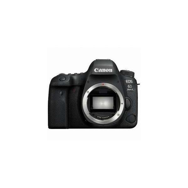Canon デジタル一眼 EOS 6D Mark II(WG)【ボディ(レンズ別売)】 デジタル一眼レフカメラ/ EOS6DMK2
