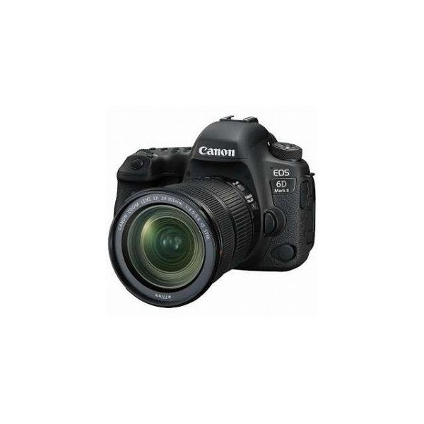 Canon EOS 6D Mark II(WG)【EF24−105 IS STM レンズキット】