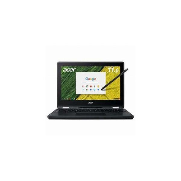 ACER R751TN-N14N ノートパソコン Chromebook Spin 11 オブシディアンブラック [11.6型 /intel Celeron /eMMC:32GB /メモリ:4GB /2017年8月モデル]の画像