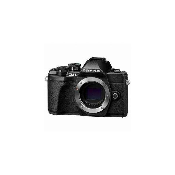 オリンパス ミラーレス一眼カメラ ボディ(レンズ別売) OM−D E−M10 Mark III (ブラック)