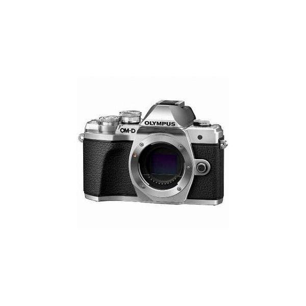 オリンパス ミラーレス一眼カメラ ボディ(レンズ別売) OM−D E−M10 Mark III (シルバー)