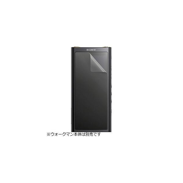 ソニー ZX300シリーズ用 液晶保護シート PRF-NWZX300の画像