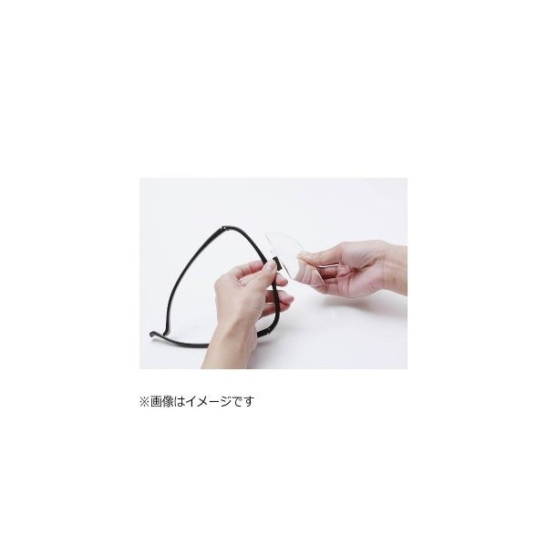 ケンコー・トキナー 眼鏡拡大鏡2 (1.6倍 2.0倍) KTL9209BK