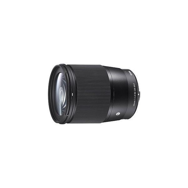 シグマ 交換レンズ 16mm F1.4 DC DN Contemporary【ソニーEマウント(APS−C用)】
