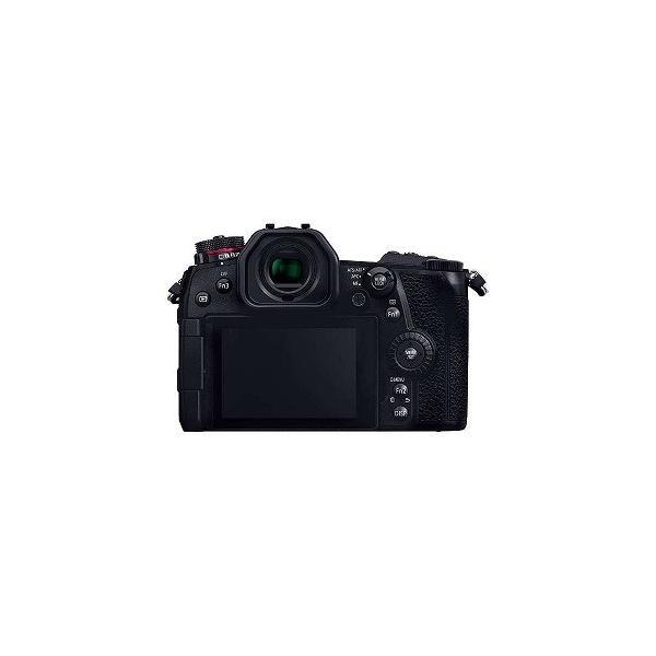 パナソニック ミラーレス一眼カメラ LUMIX G9 PRO レンズキット DC−G9L−K
