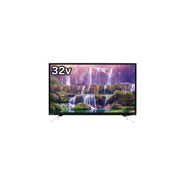 ドウシシャ 32V型 ハイビジョン液晶テレビ DOL32H100 (USB HDD録画対応)