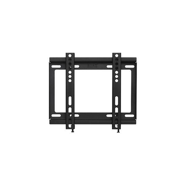 朝日木材 ウォールフィットマウント 推奨テレビサイズ 26〜43V STD−004−BK ブラック