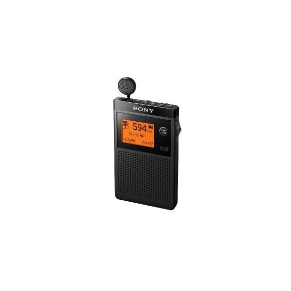 ソニー SONY FMステレオ/AM PLLシンセサイザーラジオ SRF−R356