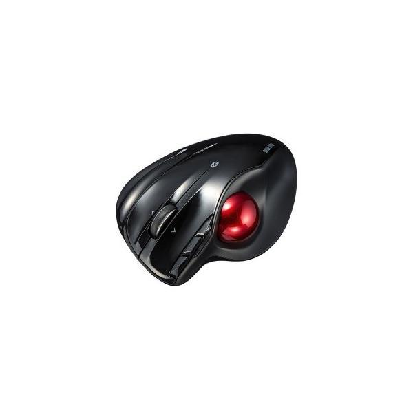 サンワサプライ Bluetooth4.0トラックボール MA-BTTB1BK ブラックの画像