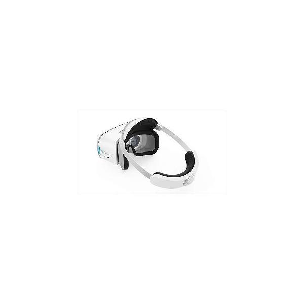 LENOVO 一体型 VRヘッドセット Lenovo MirageSolo with Daydream ZA3C0011JP ムーンライトホワイト