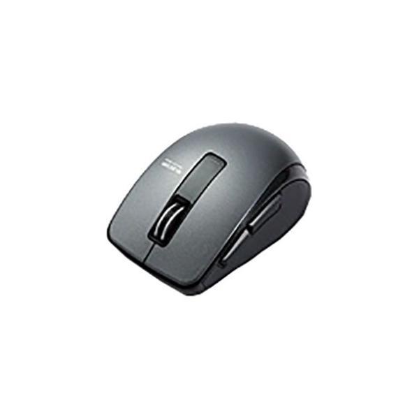 エレコム Bluetoothマウス/5ボタン M-BT20BBBK ブラックの画像