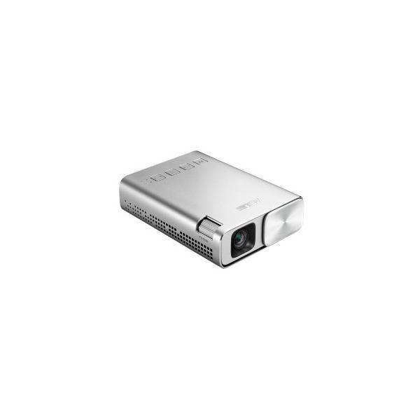 ASUS DLP/モバイル/WVGA/150lm E1-J シルバーの画像