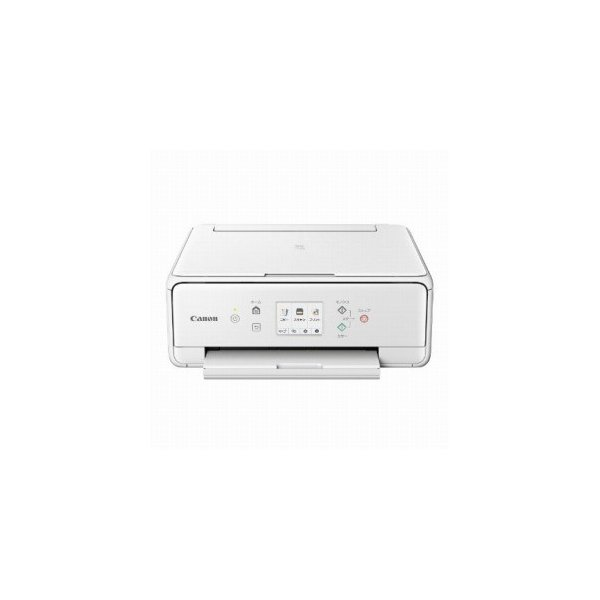 キヤノン インクジェットプリンター PIXUS TS6230 ホワイトの画像