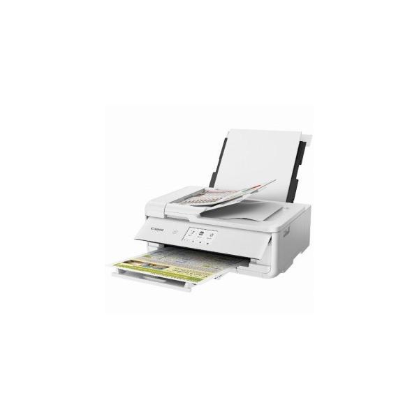 キヤノン ビジネスインクジェットプリンター TR9530 ホワイトの画像