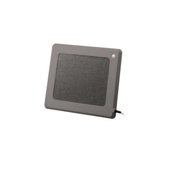 ドウシシャ 人感センサー付き 足元パネルヒーター PIERIA(ピエリア) THP-10051JGYの画像