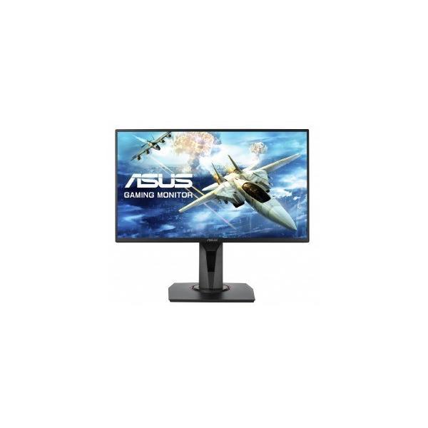 ASUS <VGシリーズ> VG258Q(24.5型ワイド ゲーミングモニター 応答速度1ms リフレッシュレート144Hz FreeSync???テクノロジー対応 フルHD解像度 スピーカー内蔵 ) VG258Qの画像