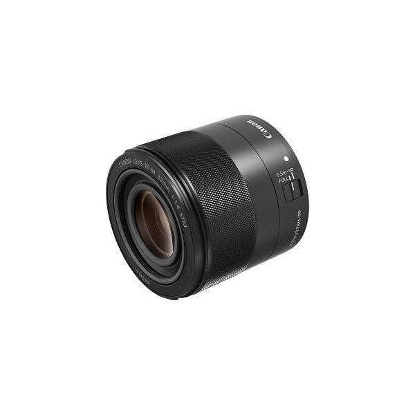 Canon カメラレンズ EF−M32mm F1.4 STM【キヤノンEF−Mマウント】 [キヤノンEF−M /単焦点レンズ]