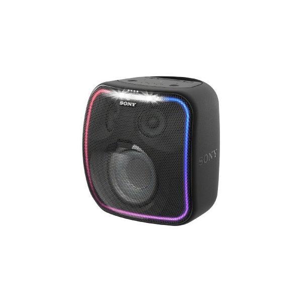 ソニー ワイヤレスポータブルスピーカー SRSーXB501G B 【1本での販売】の画像