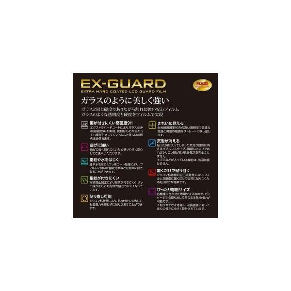 ハクバ/ロープロ EX−GUARD液晶保護フィルム Nikon D3500/D3400/D3300/D3200 EXGF−ND3500