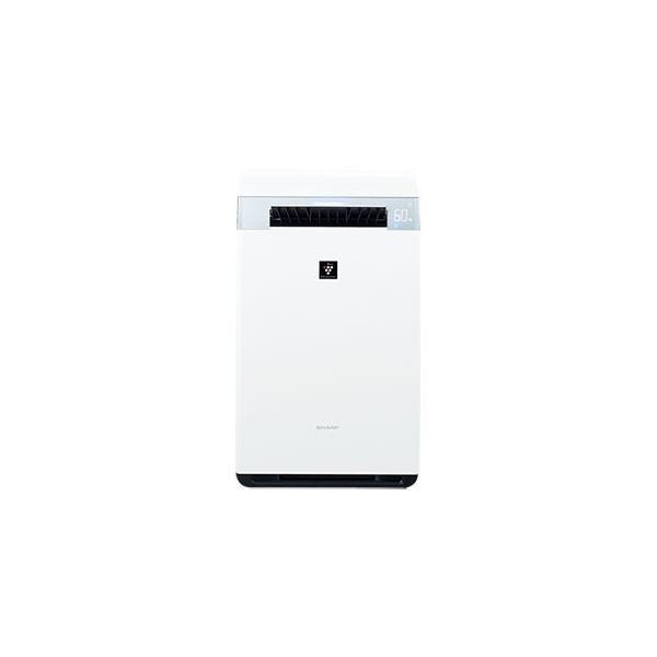 加湿空気清浄機 ホワイト系 [適用畳数:34畳 /最大適用畳数(加湿):21畳 /PM2.5対応] KIJX75W シャープ KI-JX75-W