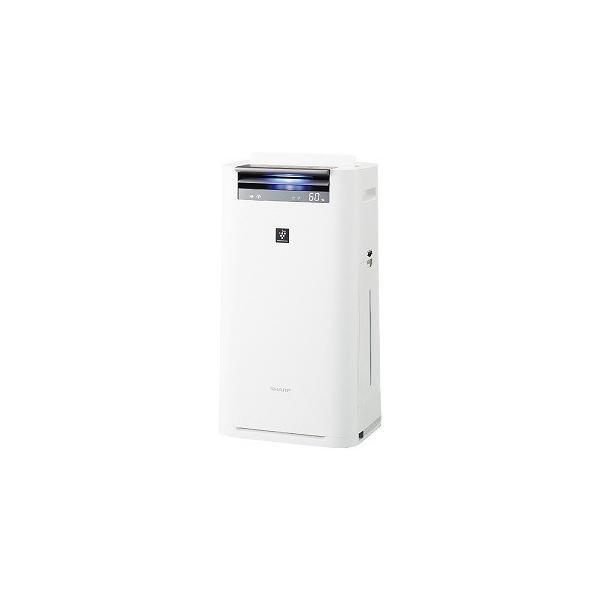 シャープ 加湿空気清浄機 [適用畳数:23畳 /最大適用畳数(加湿):15畳 /PM2.5対応] KI−JS50−W ホワイト系