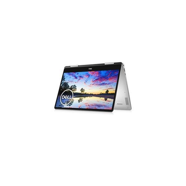 DELL MI73CP-8WHB ノートパソコン Inspiron 13 7000 2-in-1 シルバー [13.3型 /intel Core i7 /SSD:512GB /メモリ:16GB /2018年11月モデル]の画像