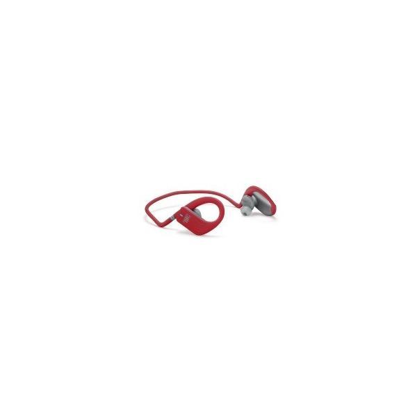 JBL Bluetoothヘッドホン JBLENDURJUMPRED レッドの画像