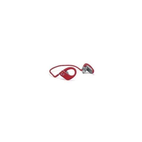 JBL Bluetoothヘッドホン JBLENDURDIVERED レッドの画像