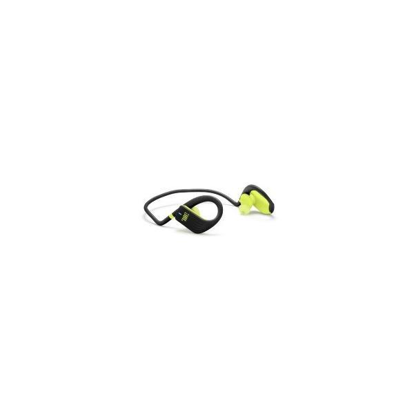 JBL Bluetoothヘッドホン JBLENDURJUMPBNL ブラック/ネオンイエローの画像