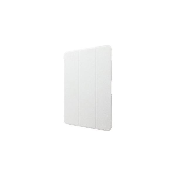 MSソリューションズ iPad Pro 11インチ用 ケース LP-IPPMLCWH ホワイトの画像