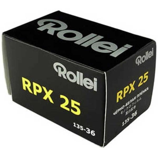 ROLLEI モノクロフィルムRPX 25 135−36 RPX2511